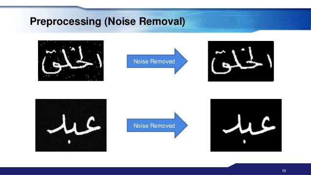 Arabic Handwritten Text Recognition and Writer Identification