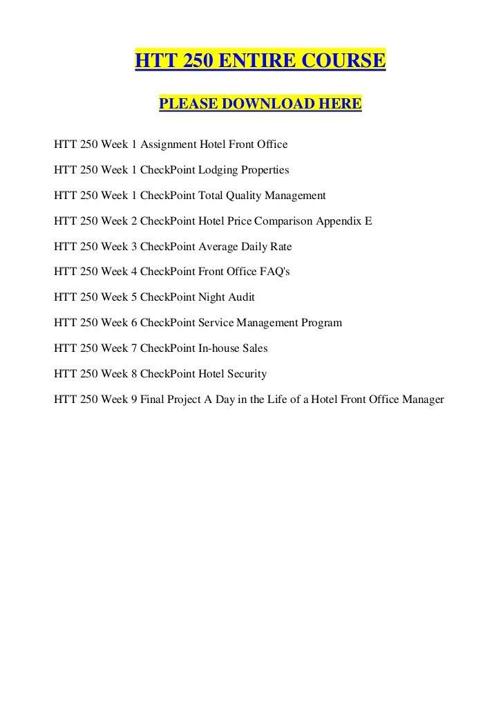 HST 165 Believe Possibilities--snaptutorial.com