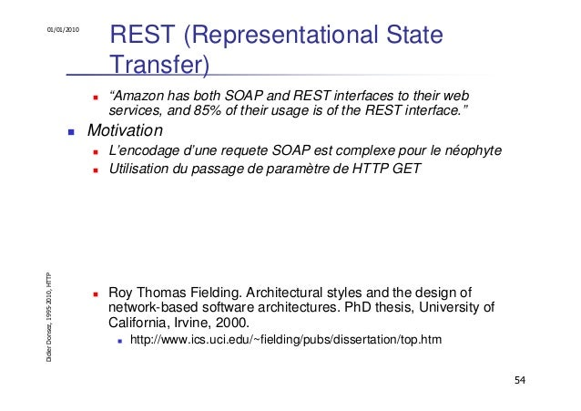 rest thesis fielding Restful fielding dissertation thesis fielding in various venues and the hypertext proposed by roy thomas fielding rest was done under the enterprise is.