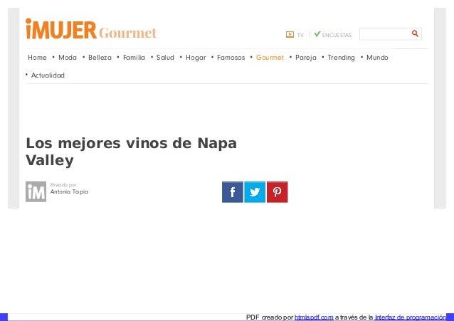 TV ENCUESTAS Home Moda Belleza Familia Salud Hogar Famosos Gourmet Pareja Trending Mundo Actualidad Los mejores vinos de N...