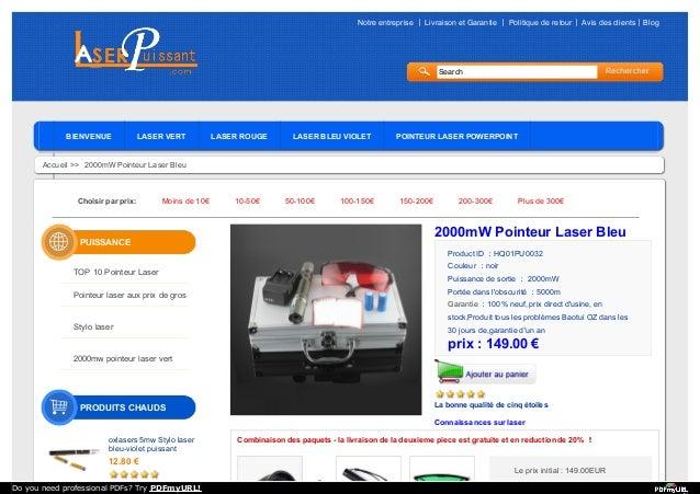 Notre entreprise 丨 Livraison et Garantie 丨 Politique de retour丨 Avis des clients丨Blog Search BIENVENUE LASER VERT LASER RO...