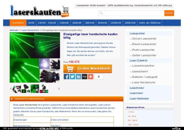 Startseite >> Laser Handschuhe >> Einzigartige laser handschuhe kaufen billig 0 Grünen Laser-Handschuhen, also egal wo Sie...