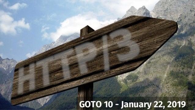 GOTO 10 - January 22, 2019