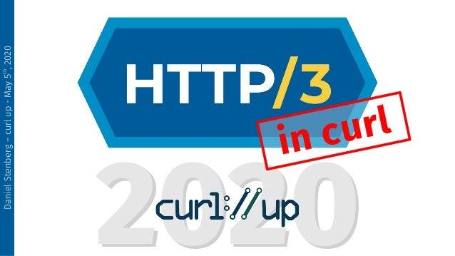 20202020 DanielStenberg–curlup-May5th ,2020 in curl