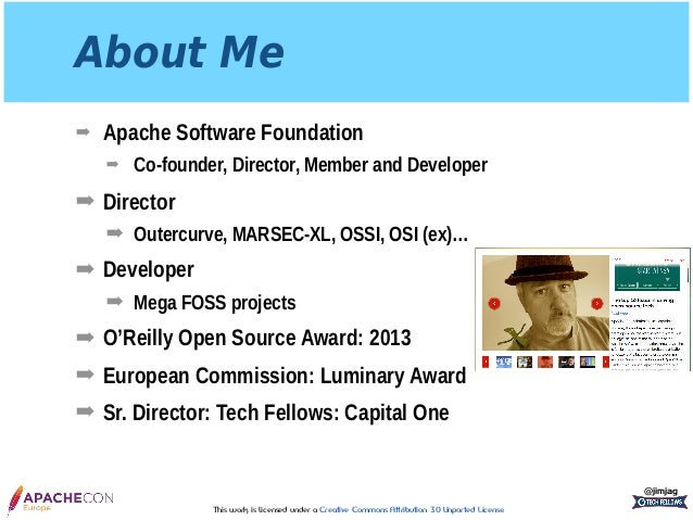 Apache httpd 2.4 Reverse Proxy: The Hidden Gem Slide 2