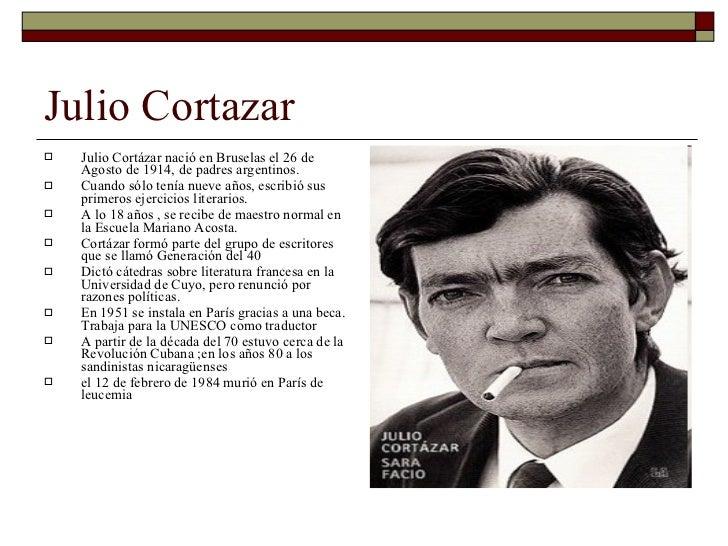 Cortazar: El Boom De La Literatura Latinoamericana