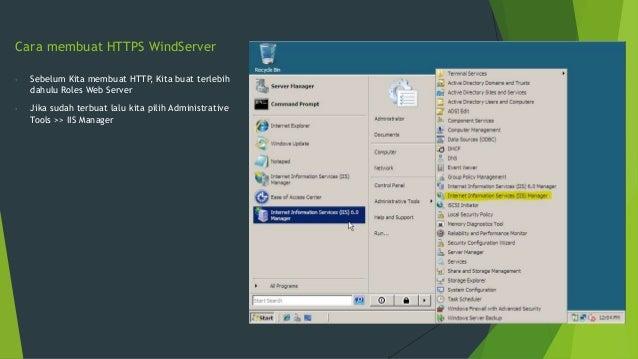HTTPS Windows Server Slide 2