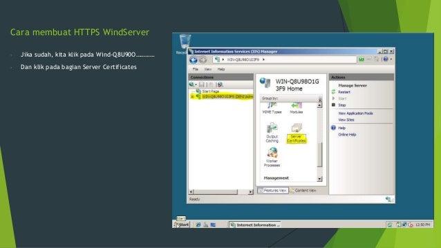 HTTPS Windows Server Slide 3