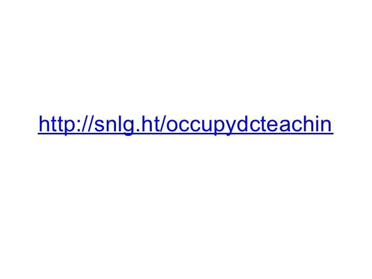 http://snlg.ht/occupydcteachin