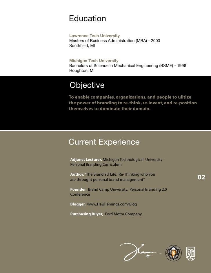 hajj flemings  visual resume