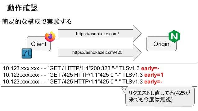 Wireshark 0-RTTで /425 にリクエストしたときに何が起こったか。