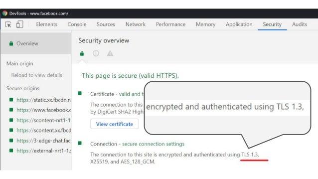 TLSハンドシェイク ハンドシェイクには種類がある (正式なフローはRFC見てね) Client Server ClientHello ServerHello (etc...) HTTP Request HTTP Response フルハンドシ...