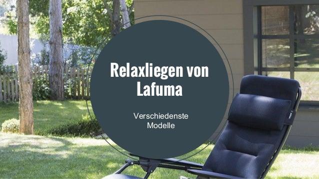 die perfekte relaxliege f r den garten. Black Bedroom Furniture Sets. Home Design Ideas