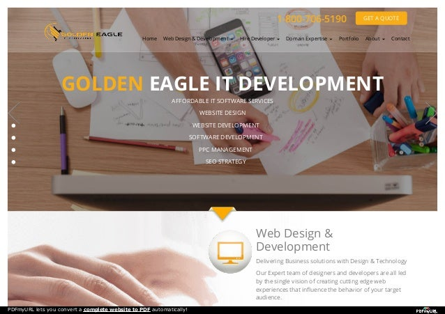 Web and Software Development Company in India and USA