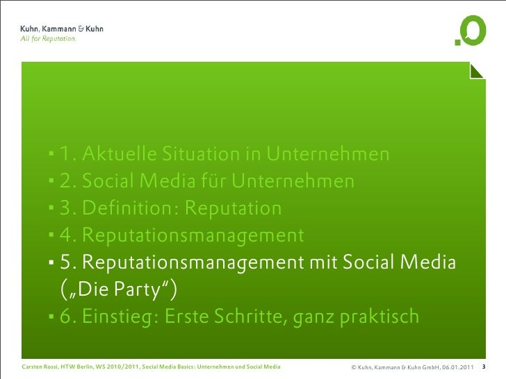 Social Media Basics, Teil 4  Slide 3