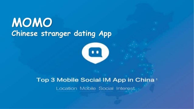 App version english dating momo Momo relationship