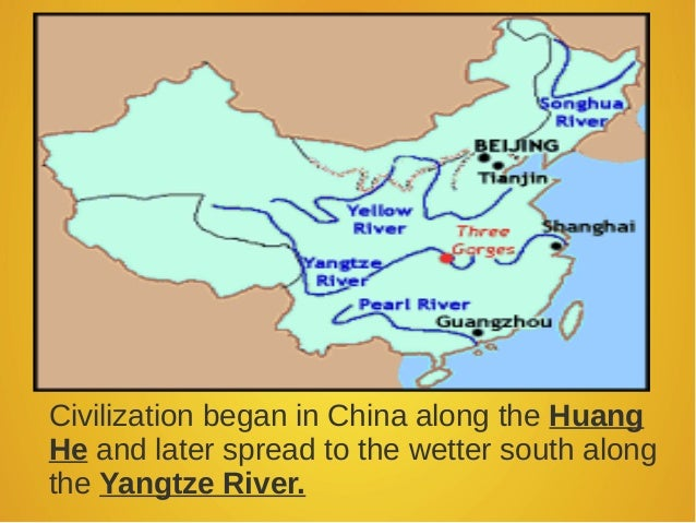 Ancient civilizations of india and china
