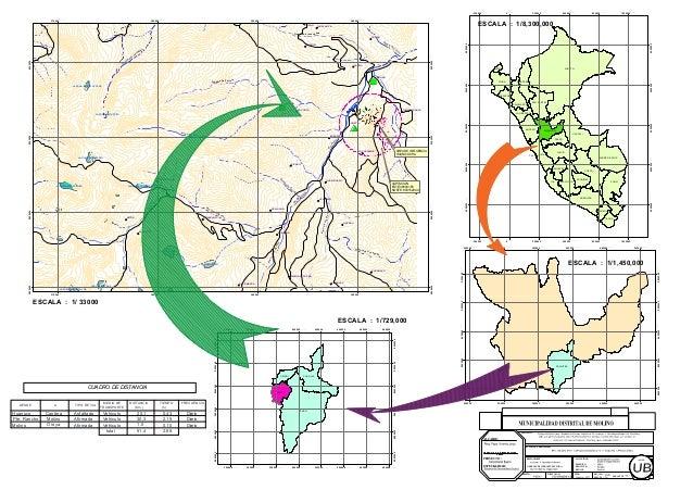 plano de ubicacion y localizacion arcgis