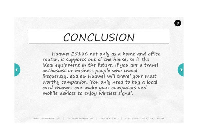 Company name Huawei E5186 not only as a home and office router, it supports out of the house, so is the ideal equipment in...