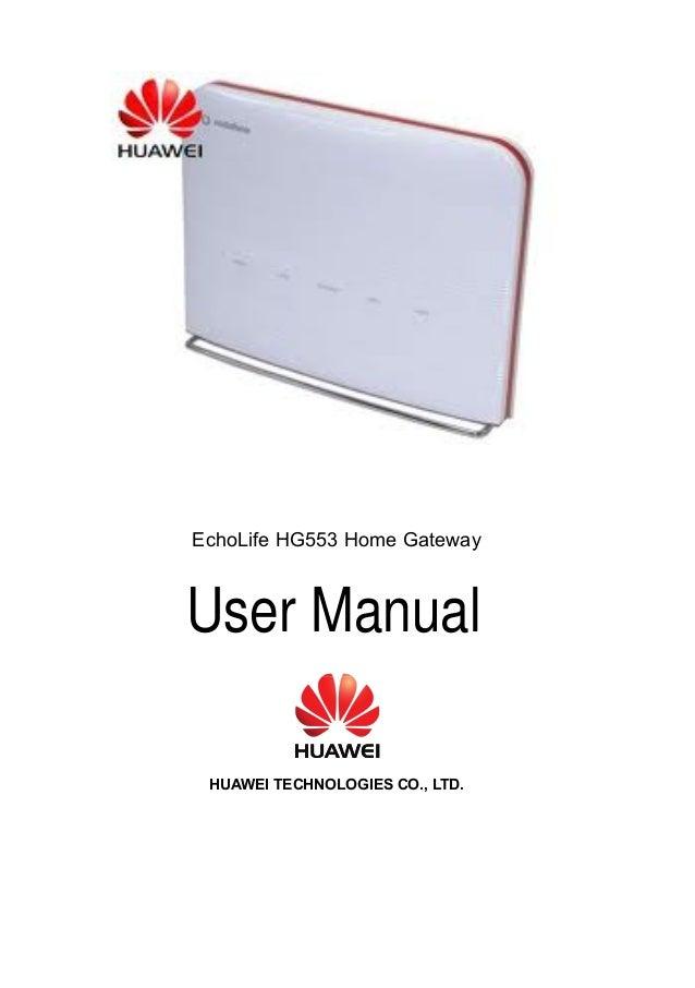 huawei hg553 english manual rh slideshare net Huawei Ascend M860 User Manual User Manual for Huawei Honor 8