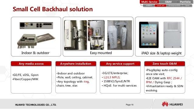 Huawei ipran solution