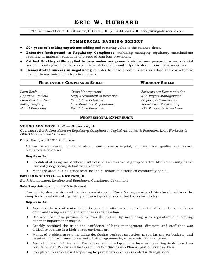 SlideShare  Loan Officer Resume