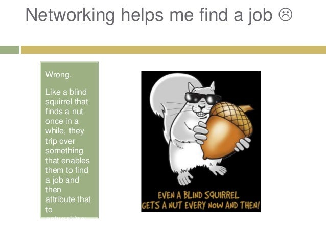 Hub Based Networking in a Job Search by Greg David of Gregory Laka an…