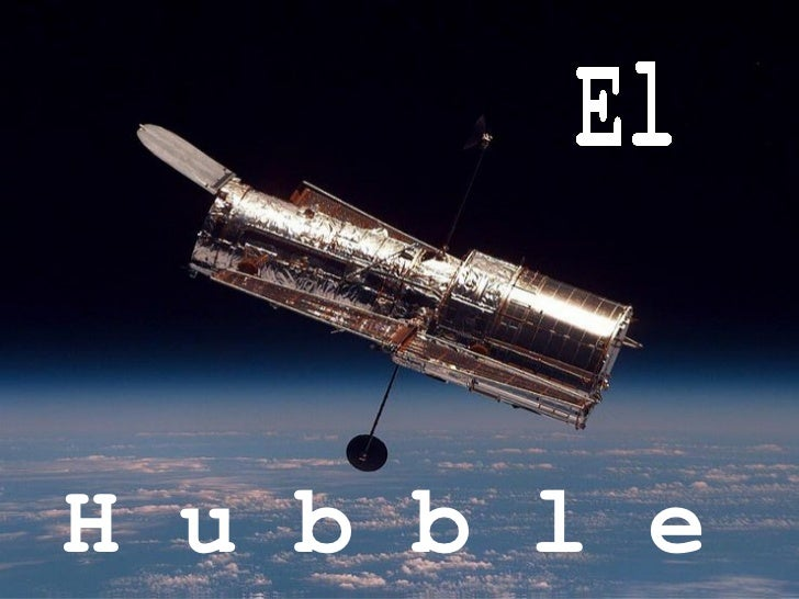 el telescopio hubble - photo #11