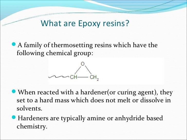 """Introduction to Epoxies"" by Hubert Monteiro, Royce ..."
