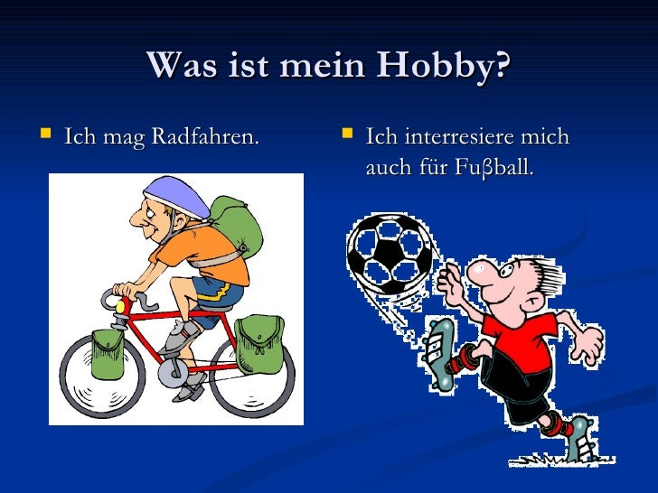 Huberts Präsentation Slide 3