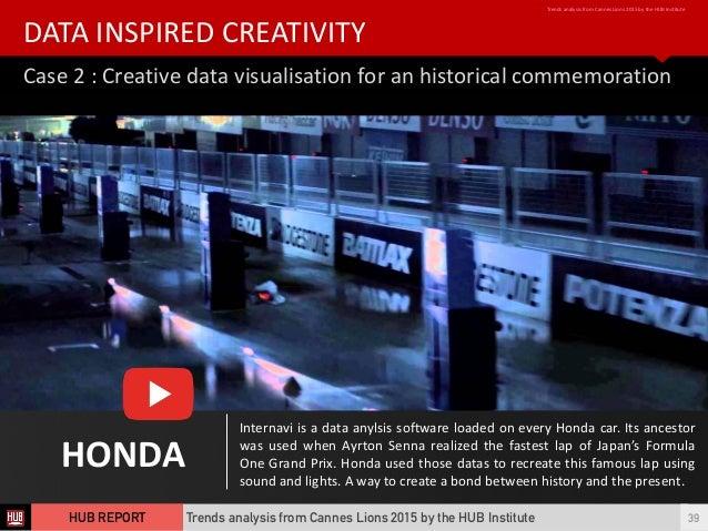 Case  2  :  Creative  data  visualisation  for  an  historical  commemoration DATA  INSPIRED  CREATI...