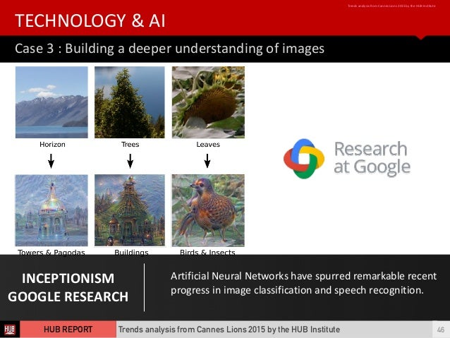 Case  3  :  Building  a  deeper  understanding  of  images TECHNOLOGY  &  AI Trends  analysis  fro...