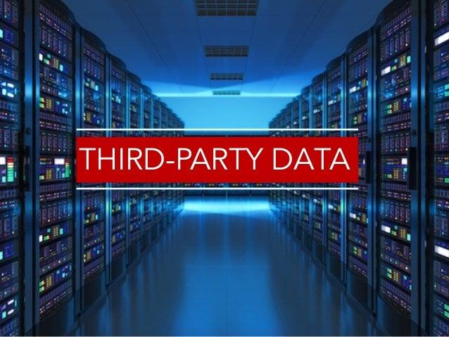 THIRD-PARTY DATA