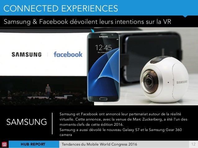 !12 Samsung & Facebook dévoilent leurs intentions sur la VR SAMSUNG Samsung et Facebook ont annoncé leur partenariat autou...