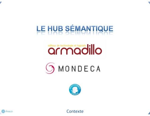 Le Hub sémantique