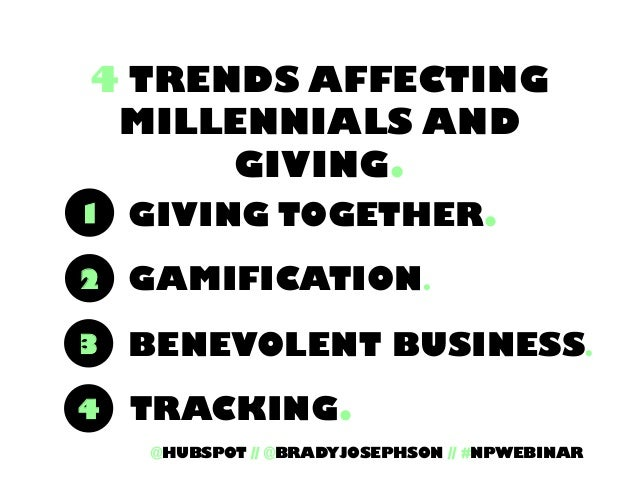 BENEVOLENT BUSINESS.