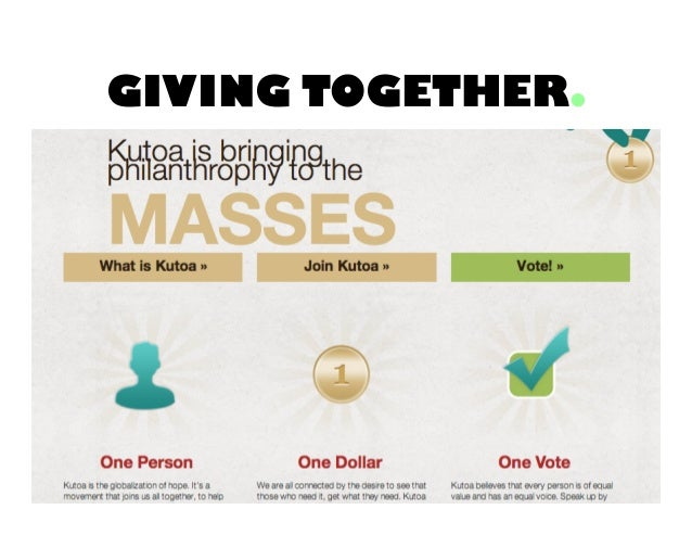 4 Ways To Engage Millennials with Your Nonprofits Work Slide 54