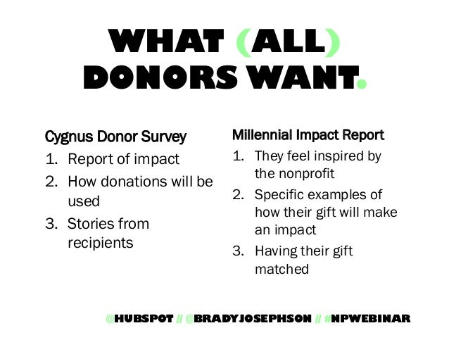 4 Ways To Engage Millennials with Your Nonprofits Work Slide 6