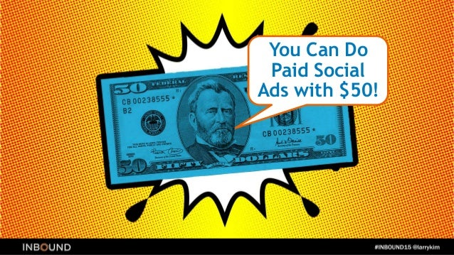 Why Paid Social Ads ?