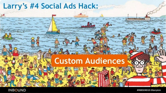 Identity Marketing Using Custom Audiences in Social Ads Identity based marketing opens up a TON of new and exciting advert...
