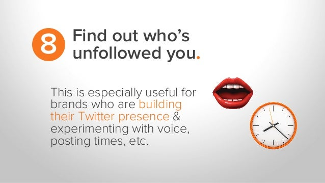 This is especially useful for brands who are building their Twitter presence & experimenting with voice, posting times, et...
