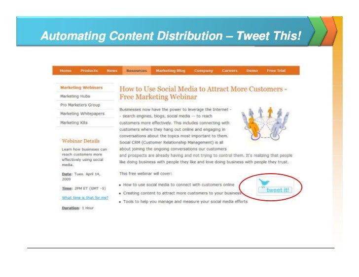 Conversation Management:  Salesforce.com + Twitter                ZDNet.com