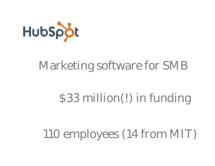 Money, Marketing, and Management with the HubSpot Founders Slide 2