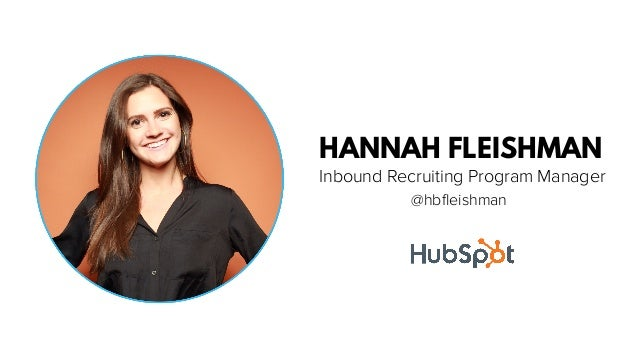 Inbound Recruiting: Hire Top Talent By Thinking Like a Marketer Slide 2
