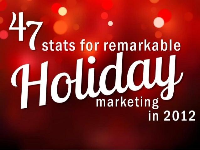 Hubspot holiday shoping facts