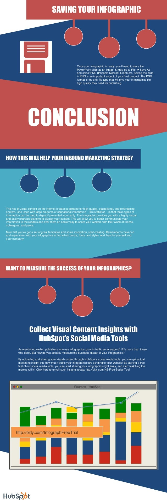 hub spot] how to create 5 fabulous infographics in powerpoint, Powerpoint templates