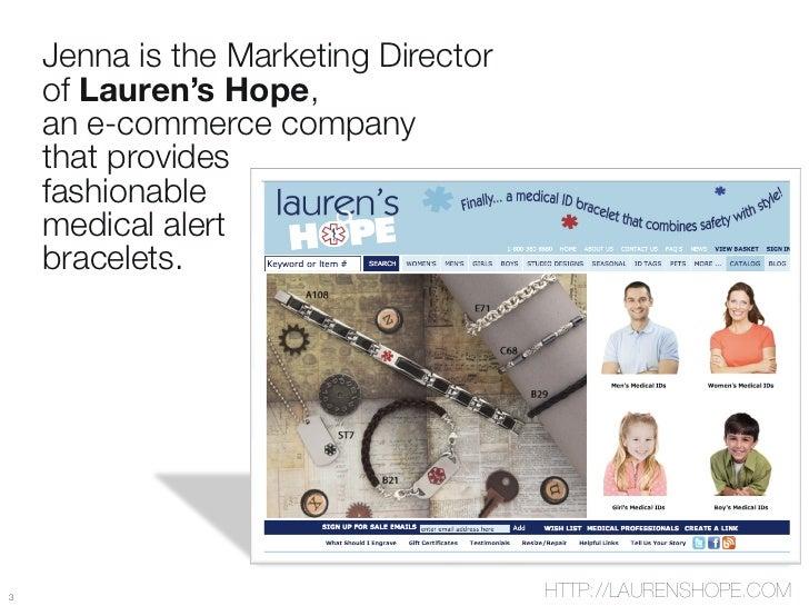 Marketing Transformation Success Stories: Episode 2, Laurens Hope Slide 3