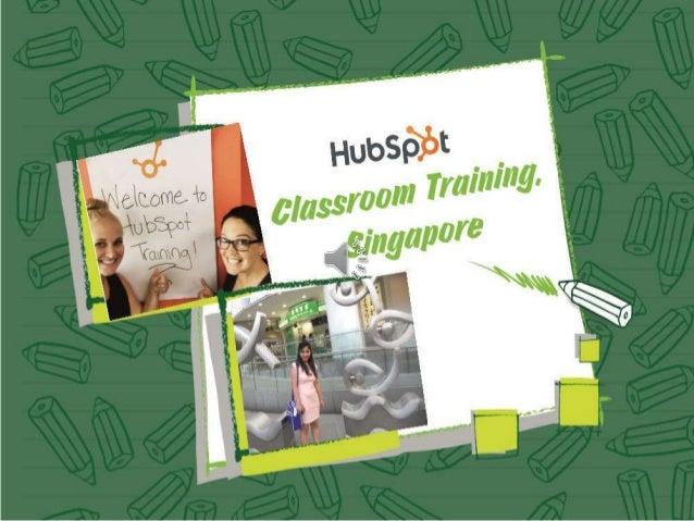 HubSpot Training Singapore