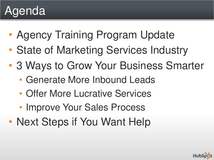 How Marketing Agencies Can Outgrow Their Competition Slide 3