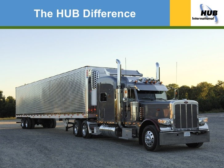 The HUB Difference